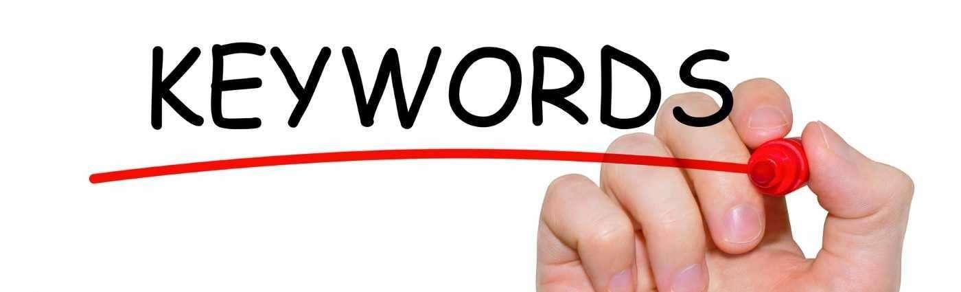 Análisis y búsqueda de palabras clave